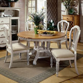 JCPenney Meadowbrook 5-pc. Round Dining Set