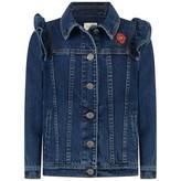 Gucci GUCCIGirls Blue Denim Jacket