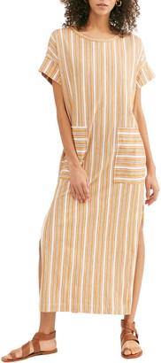 Free People Marguerite Tee Maxi Dress