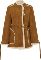 J.W.Anderson Shearling Suede Jacket