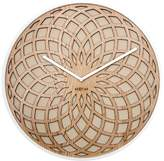 Nextime Dream Catcher Sun Wall Clock, Beige, 35cm