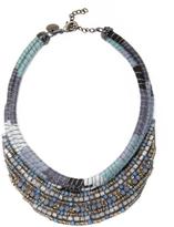 Deepa Gurnani Embellished Cord Statement Necklace