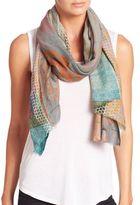 Tilo Mystic Wool & Silk Scarf