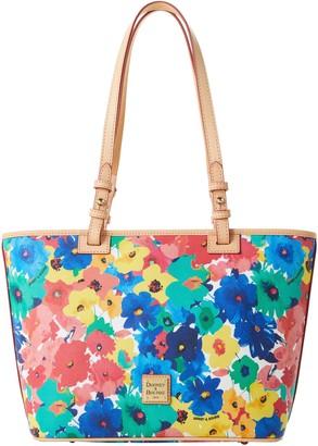 Dooney & Bourke Watercolor Small Leisure Shopper