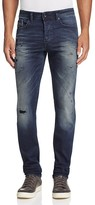 Diesel New Tapered Fit Jeans in Denim