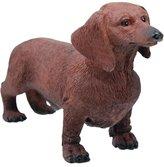 Summit Chocolate Dachshund Dog - Collectible Figurine Statue Figure Puppy