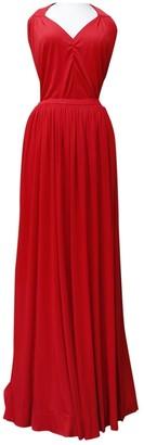 Jean Patou Red Dress for Women Vintage