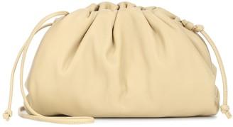 Bottega Veneta The Pouch 20 leather clutch