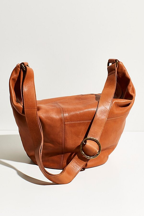 Fp Collection Louie Leather Hobo