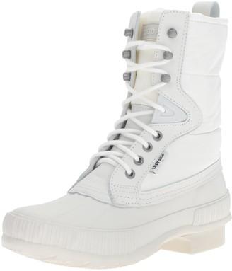 Tretorn Women's Foley Rain Boot Winter White 7 M US