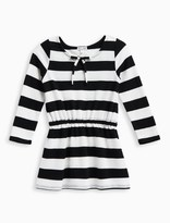 Splendid Little Girl Stripe Loose Knit Dress