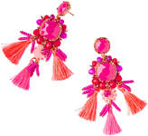 Lilly Pulitzer Island Exotic Tassel Earrings