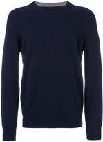 Brunello Cucinelli plain sweatshirt - men - Cashmere - 50