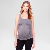 BeMaternity® by Ingrid & Isabel® - Seamless Ruched Tank Top