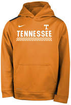 Nike Tennessee Volunteers Therma Color Block Hoodie, Big Boys (8-20)