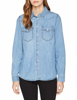 New Look Women's 6070587 Utility Shirt