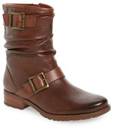 Sofft Women's 'Saxton' Slouchy Buckle Strap Bootie
