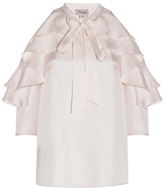 Temperley London Tempest Ruffle Blouse