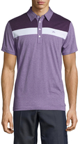J. Lindeberg Cory Slim Lux Jersey Polo