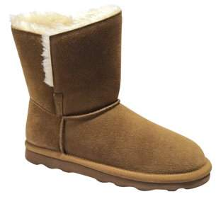 Time and Tru Women's Short Suede Boot