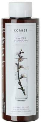 Korres Almond And Linseed Shampoo 250Ml