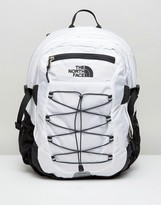 The North Face Borealis Backpack In White