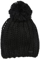 Bench Women's Heedful Rib Knit Hat with Pom