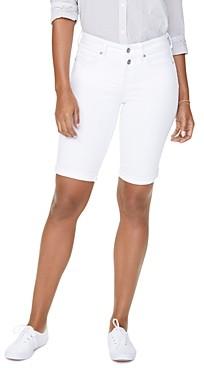 NYDJ Briella 11 Jean Shorts