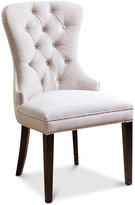 Dyana Tufted Dining Chair, Direct Ship