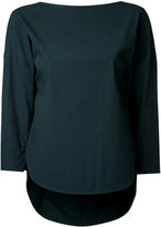 Enfold poplin top - women - Cotton - 38