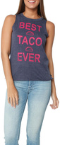 Chaser Best Taco Ever Tank
