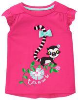 Gymboree Lemur Tee