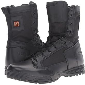 5.11 Tactical Skyweight Side Zip Boot (Black) Men's Work Boots