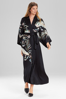 Josie Natori Novelty Dragon Robe