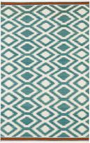 Kaleen Nomad Flatweave Wool Rug