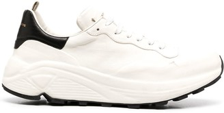 Officine Creative Chunky Lace-Up Trainers