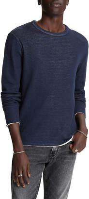 John Varvatos Men's Stamford Reversible Double-Knit T-Shirt