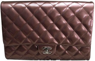 Chanel Timeless/Classique Other Patent leather Handbags
