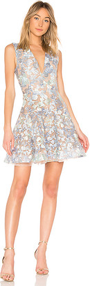 Bronx and Banco Butterfly Mini Dress