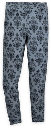 Disney The Haunted Mansion Wallpaper Leggings for Women