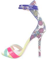 Sophia Webster Nicole Pineapple Sandals