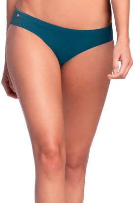 Maaji Greenstone Sublime Chi Chi Cut Reversible Bikini Bottoms
