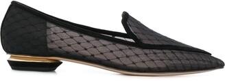 Nicholas Kirkwood BEYA mesh loafers 18mm