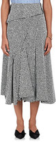 3.1 Phillip Lim Women's Frayed Bouclé Midi-Skirt
