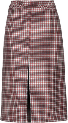 Courreges 3/4 length skirts