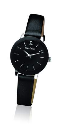 Pierre Lannier Women's Analogue Quartz Watch with Leather Strap - 019K633