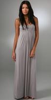 Long Bra Dress