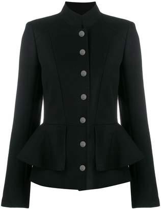 Karl Lagerfeld Paris peplum waist jacket