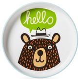 Pillowfort Bear Decal 7.37in Dinner Plate