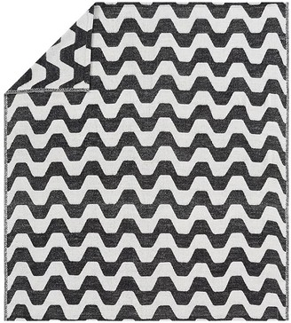 Pottery Barn Kids Chevron Throw